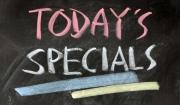 todays specials